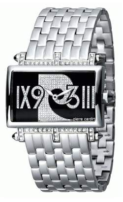 Pierre Cardin Ladies Watch 'Swiss made Collection' Tableau Espace PC100642S07