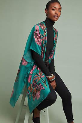 Anthropologie Stephie Floral Kimono