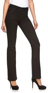 Women's Jennifer Lopez Bootcut Jeans $54 thestylecure.com