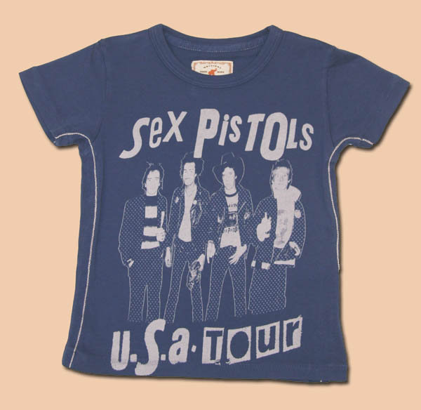 Trunk Sex Pistols USA Tour 78 Tee