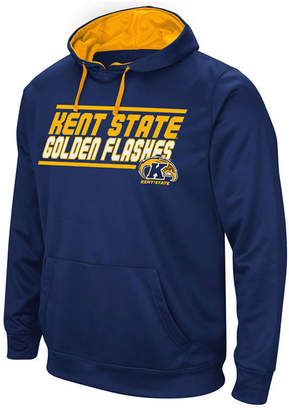 Colosseum Men Kent State Golden Flashes Stack Performance Hoodie