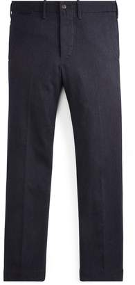 Ralph Lauren Wool-Blend Officer's Pant