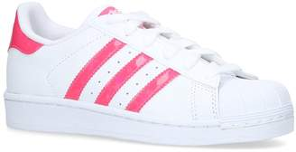 adidas Leather Superstar Sneakers