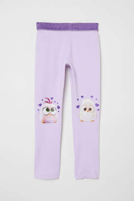 H&M Leggings - Purple