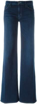 Hudson flared trousers