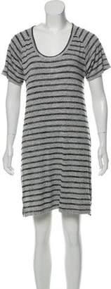 Rag & Bone Striped T-Shirt Dress