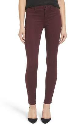 J Brand Ankle Super Skinny Jeans (Camo)