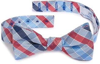 Southern Tide Lexington Glen Plaid Silk Bow Tie