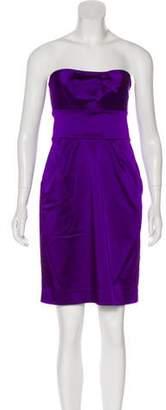Diane von Furstenberg Fiorenza Strapless Dress