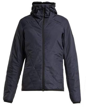 Peak Performance Helo Quilted Jacket - Womens - Navy