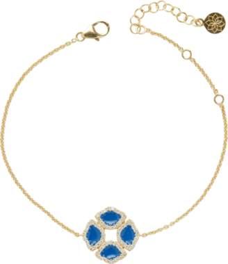 Amrapali Legend Manjari Lotus Chain Bracelet