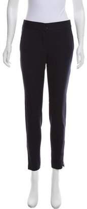 Stella McCartney Wool Mid-Rise Pants