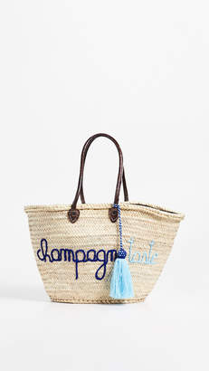 soeur Du Maroc Champagne Tasting Tote