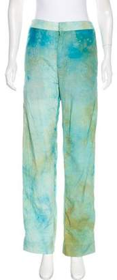 Stephan Schneider High-Rise Tie Dye Pants