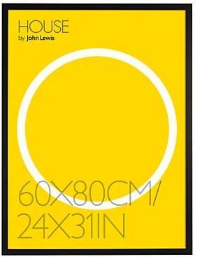3.1 Phillip Lim House by John Lewis Box Poster Frame, 24 x 60 x 80cm)
