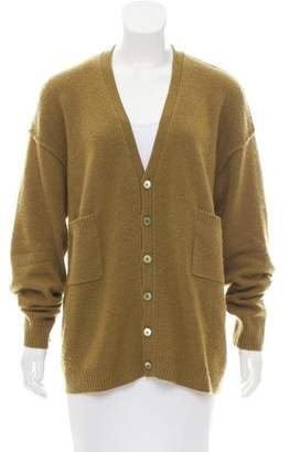 Burberry Cashmere Knit Cardigan
