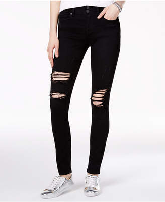Indigo Rein Juniors' Ripped Skinny Jeans