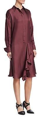 Brunello Cucinelli Women's Twill Silk Dress