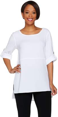 Linea By Louis Dell'olio by Louis Dell'Olio Gauze Crepe Tunic