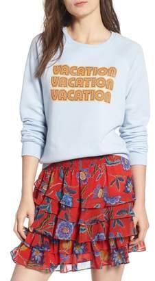 Rebecca Minkoff Vacation Sweatshirt