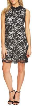 Cynthia Steffe CeCe by Corded Lace Sheath Dress