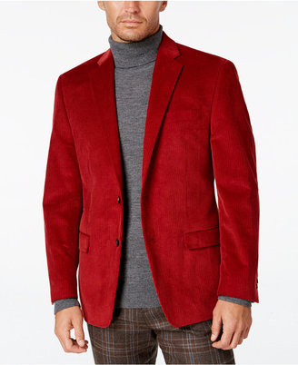Lauren Ralph Lauren Men's Classic-Fit Corduroy Sport Coat $295 thestylecure.com