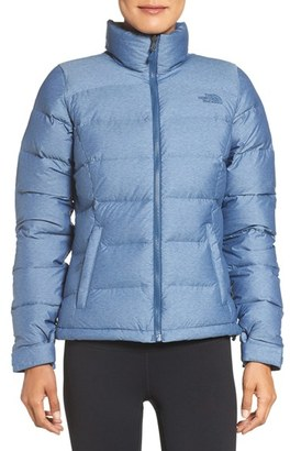 Women's The North Face 'Nuptse 2' Packable Down Jacket $220 thestylecure.com