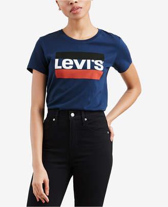Levi's Perfect Graphic Logo T-Shirt