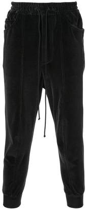Song For The Mute relaxed fit track trousers