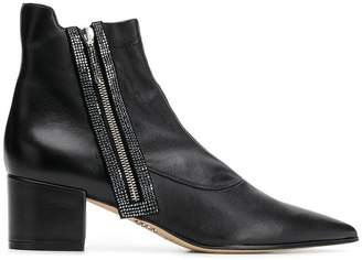 Rodo pointed ankle boots