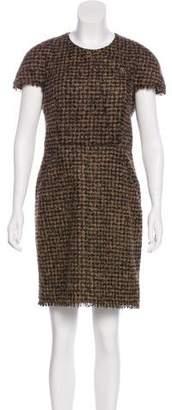 Chanel Mini Sheath Dress