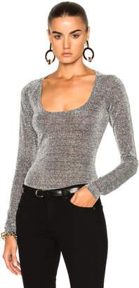 Alix Sullivan Bodysuit $174 thestylecure.com