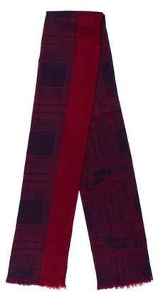 Chanel CC Cashmere & Silk Stole