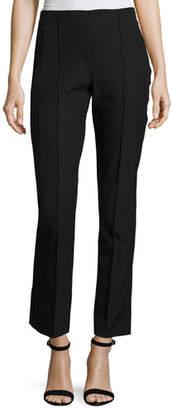 Misook Slim Stretch Techno Pants, Plus Size