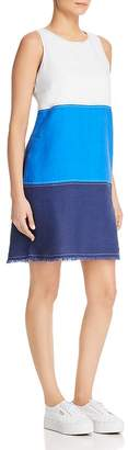 Tommy Bahama Two Palms Color Block Dress