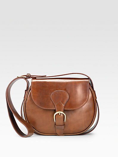 Saddlers Union Flap Shoulder Bag