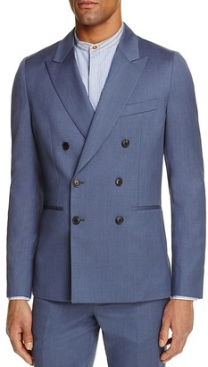 Paul Smith Double-Breasted Slim Fit Sport Coat - 100% Exclusive $995 thestylecure.com