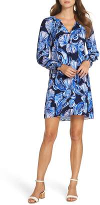 Lilly Pulitzer R) Brynle Print Shift Dress