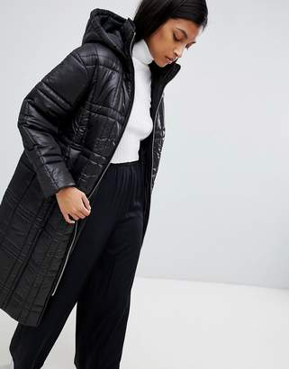 Asos (エイソス) - ASOS DESIGN quilted puffer