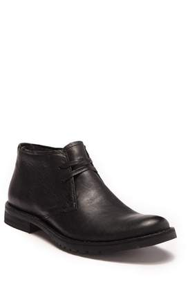 John Varvatos Star Leather Chukka Boot