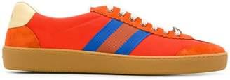 Gucci stripe sneakers