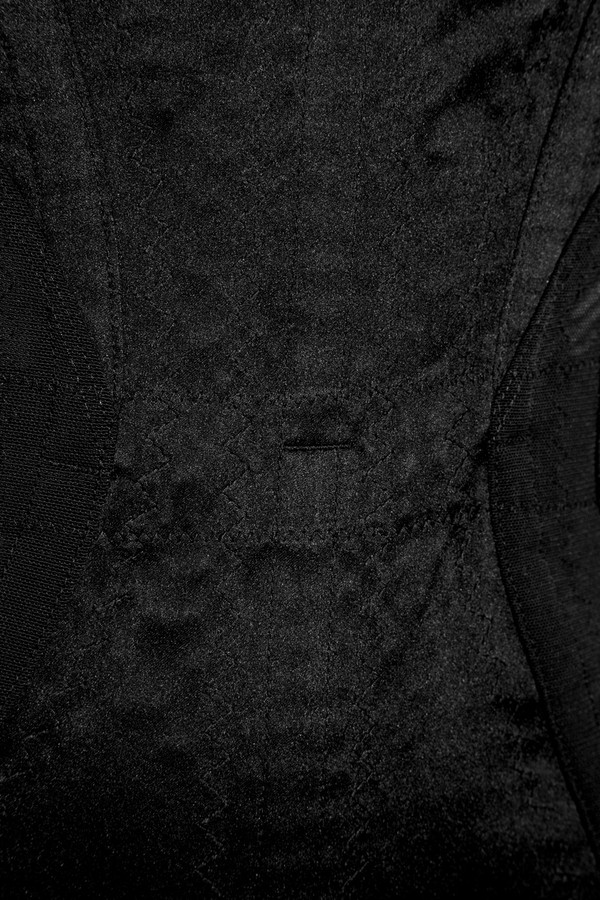 Agent Provocateur Zelma satin contour dress