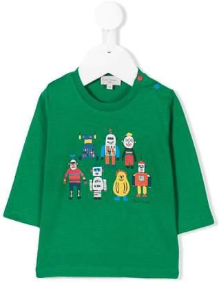 Paul Smith (ポール スミス) - Paul Smith Junior ロボットモンスター Tシャツ
