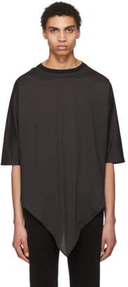 Bless Navy Long Knot T-Shirt