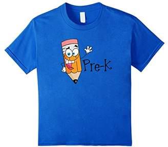 DAY Birger et Mikkelsen Pre-K Preschool T-shirt Back To School Teacher 1st Tee