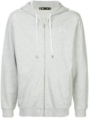 The Upside hooded zipped jacket
