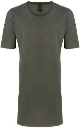 10Sei0otto longline T-shirt