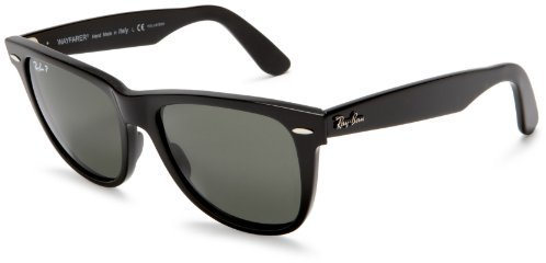 Ray-Ban RB2140 Polarized Original Wayfarer Sunglasses