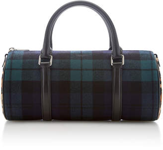Blackwatch Tartan Eva Mini Satchel