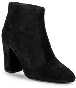 Ash Joy Suede Ankle Booties
